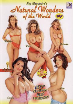 "Adult entertainment movie ""Natural Wonders Of The World 41"" starring Liana Smiss, Francesca Felucci & Lucy. Produced by Blue Coyote Pictures."
