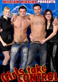"Adult entertainment movie ""CFNM Girls Take Control"" starring Vitek Sykora & Radek Myska. Produced by William Higgins."