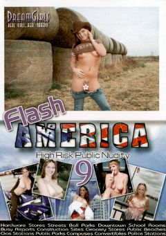 "Adult entertainment movie ""Flash America 9"" starring Breanna Fox, Dakota (Dream Girls) & Marcellis. Produced by Dream Girls."