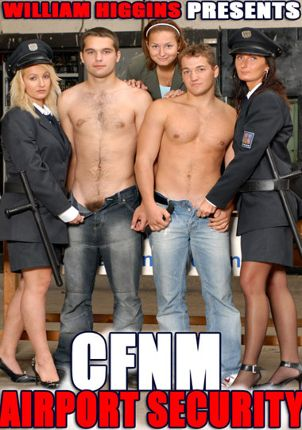 Straight Adult Movie CFNM Airport Security
