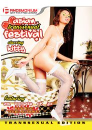 """Just Added presents the adult entertainment movie """"Asian Transsexual Festival""""."""