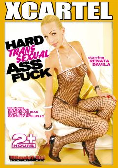 "Adult entertainment movie ""Hard Transsexual Ass Fuck"" starring Renata Davila, Esmeralda Dias & Ricco Puentes. Produced by Ultimate T-Girl Productions."