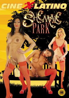 "Adult entertainment movie ""Shemale Park"" starring Zamira, Tamara (o) & Morena Del Sol. Produced by Putiklub."