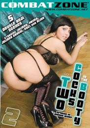 "Just Added presents the adult entertainment movie ""Two Cocks In The Booty 2""."