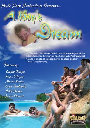 Gay Adult Movie A Boy's Dream