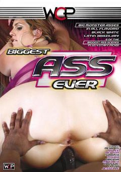 "Adult entertainment movie ""Biggest Ass Ever"" starring Devious, Butta Cup & Jesselle. Produced by West Coast Productions."