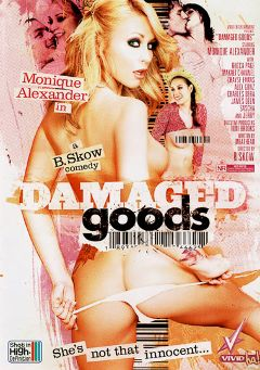 "Adult entertainment movie ""Damaged Goods"" starring Monique Alexander, Jerry Kovacs & Chayse Evans. Produced by Vivid Entertainment."