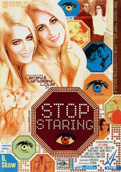 "Adult entertainment movie ""Stop Staring"" starring Lyndsey Love, Lacey Love & Claire Dames. Produced by Vivid Entertainment."