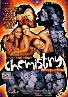 "Adult entertainment movie ""Tristan Taormino's Chemistry 4"" starring Adrianna Nicole, Sinnamon Love & Tristan Taormino. Produced by Vivid Entertainment."
