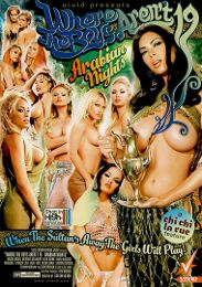 "Just Added presents the adult entertainment movie ""Where The Boys Aren't 19: Arabian Nights""."