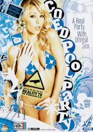"""Featured Studio - Vivid presents the adult entertainment movie """"Coed Pool Party""""."""