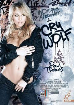 "Adult entertainment movie ""Cry Wolf"" starring Stefani Morgan, Jerry Kovacs & Marlie Moore. Produced by Vivid Entertainment."