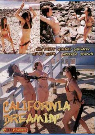 California Dreamin', starring Hikari Phoenix, Angela Drown and Riley Hush, produced by B&D Pleasures.