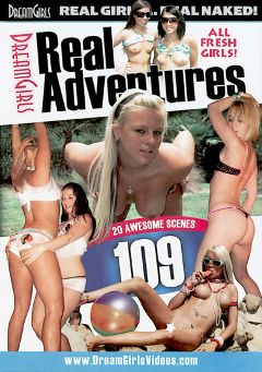 "Adult entertainment movie ""Real Adventures 109"". Produced by Dream Girls."