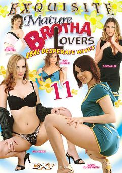 "Adult entertainment movie ""Mature Brotha Lovers 11"" starring Sky Rodgers, Cody Hunter & Dana DeArmond. Produced by EXP Exquisite."