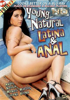 "Adult entertainment movie ""Young Natural Latina And Anal"" starring Lorena Blond, Sandro Carioca & Picaxu. Produced by Filmco."