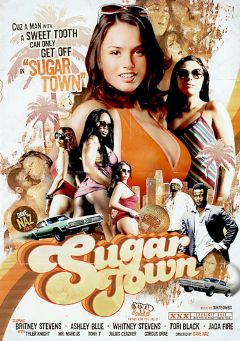 "Adult entertainment movie ""Sugar Town"" starring Tori Black, Britney Stevens & Whitney Stevens. Produced by Vivid Alt."