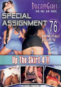 "Adult entertainment movie ""Special Assignment 76: Up The Skirt 4"" starring Alli (Dream Girls), Sandie & Rhiannon. Produced by Dream Girls."