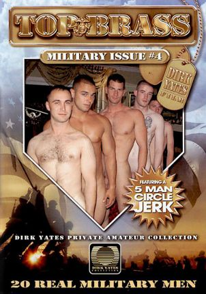 Gay Adult Movie Top Brass Military Issue 4