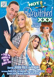 "Featured Star - Jenna Haze presents the adult entertainment movie ""Not Bewitched XXX""."