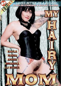 "Adult entertainment movie ""My Hairy Mom"" starring Kayla Crawford, Steve Nelson & C.J. Ryder. Produced by Filmco."