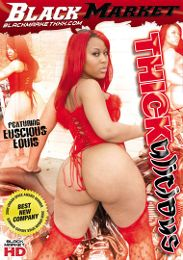 """Just Added presents the adult entertainment movie """"Thickalicious""""."""