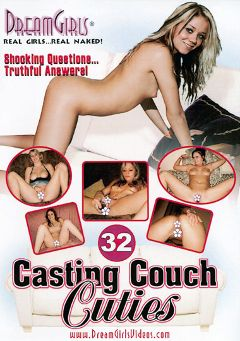 "Adult entertainment movie ""Casting Couch Cuties 32"" starring Alli (Dream Girls), Jenni & Kim *. Produced by Dream Girls."
