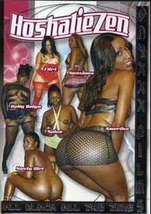 Hoshaliezen, starring Flirt, Kelly Reign, Sensious, America, Nasty Girl, Spice and Dwayne Cummings, produced by Onyxxx Films and Heatwave Entertainment.