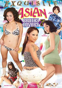 "Adult entertainment movie ""Asian Brotha Lovers 7"" starring Kandice Kavelli, Lana Violet & Tia Thomas. Produced by EXP Exquisite."