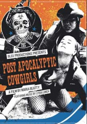 Post Apocalyptic Cowgirls, starring Surgeon Scofflaw and London, produced by Bleu Productions.