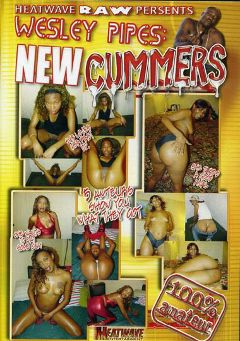 "Adult entertainment movie ""Wesley Pipes: New Cummers"" starring Shy Nasty, Slim Goody & Jamaica. Produced by Heatwave Raw."