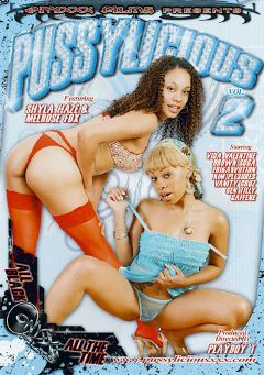 "Adult entertainment movie ""Pussylicious 2"" starring Shyla Haze, Melrose Foxxx & Caffene. Produced by Onyxxx Films."