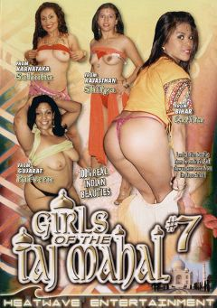 "Adult entertainment movie ""Girls Of The Taj Mahal 7"" starring Parveen, Catita & Marisol. Produced by Heatwave Entertainment."