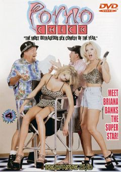 "Adult entertainment movie ""Porno Chick"" starring Briana Banks, Dolly Golden & Alana Evans. Produced by Heatwave Entertainment."
