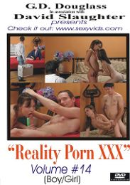 "Just Added presents the adult entertainment movie ""Reality Porn XXX 14""."