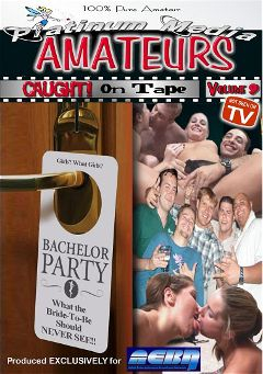 "Adult entertainment movie ""Amateurs Caught On Tape 9"" starring Flower Tucci, Shannon Getsit & Lilian. Produced by Platinum Media."