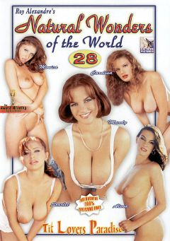 "Adult entertainment movie ""Natural Wonders Of The World 28"" starring Sindy Shy, Anita Queen & Mandy May. Produced by Blue Coyote Pictures."