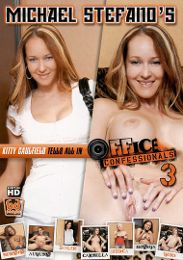 "Featured Category - Fresh Faces presents the adult entertainment movie ""Office Confessionals 3""."