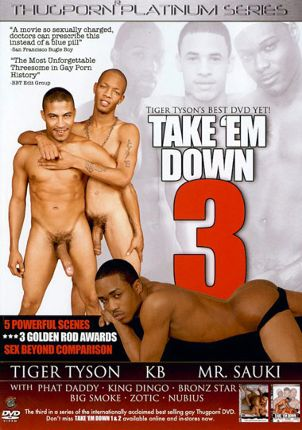 Gay Adult Movie Take 'Em Down 3