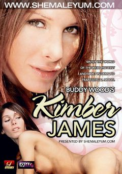"Adult entertainment movie ""Buddy Wood's Kimber James"" starring Kimber James, Mike Jagger & Christian XXX. Produced by Grooby Productions."