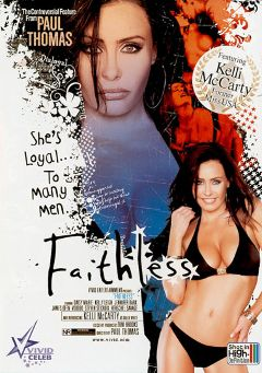 "Adult entertainment movie ""Faithless"" starring Kelli McCarty, Kelly Leigh & James Deen. Produced by Vivid Celeb."