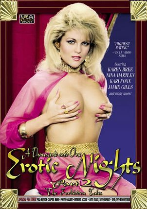 Straight Adult Movie A Thousand And One Erotic Nights 2:  The Forbidden Tales