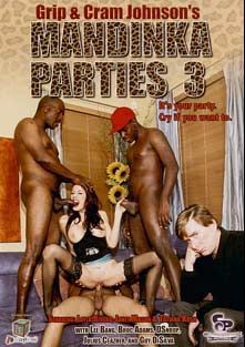 Grip and Cram Johnson's Mandinka Parties 3, starring Layla Rivera, Janet Mason, Tatiana Kush, D-Snoop, Julius Ceazher, Lee Bang, Broc Adams, Dirty Harry, Guy DiSilva, Johnny Thrust and Kyle Stone, produced by Chatsworth Pictures.