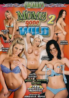 "Adult entertainment movie ""Moms Gone Wild 2"" starring Phoenix Marie, Rhylee Richards & Kendra Secrets. Produced by Venom Digital Media."