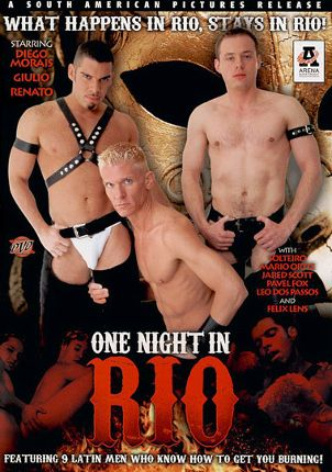 Gay Adult Movie One Night In Rio