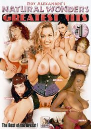 """Just Added presents the adult entertainment movie """"Natural Wonders Greatest Tits""""."""