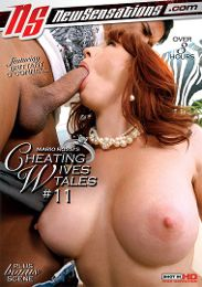 "Featured Series - Cheating Wives Tales presents the adult entertainment movie ""Cheating Wives Tales 12""."