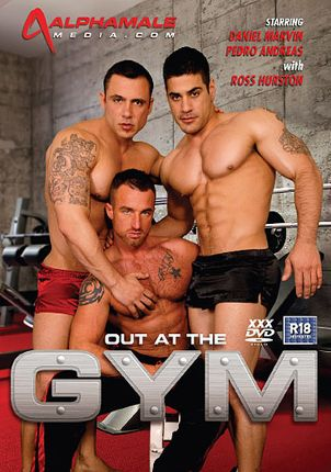 Gay Adult Movie Out At The Gym