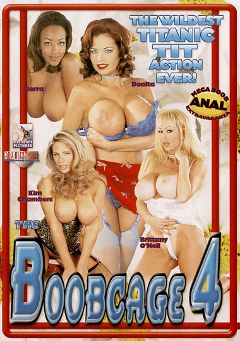 "Adult entertainment movie ""The Boobcage 4"" starring Sierra, Brittany O'Neil & Donita Dunes. Produced by Blue Coyote Pictures."