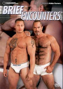 Brief Encounters, starring Tim Kelly, Matthew Rush, Conner Habib, Nick Moretti, Axel Brent, Derrick Hanson, Allen Silver, Steve Parker and Tony Daniels, produced by Pantheon Productions.